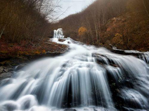 Le cascate del Doccione