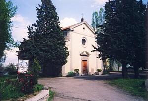 Castellaro, Chiesa - foto di Alessandro Zagaglia