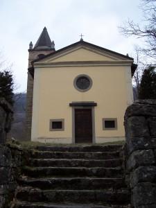 Castellaro Oratorio Santa Maria - foto Alessandro Zagaglia
