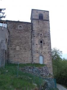 Roncoscaglia, Chiesa di S. Giovanni Battista