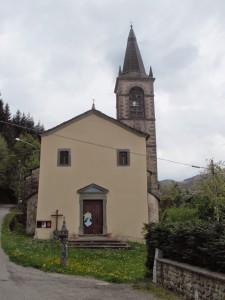 La seicentesca chiesa di San Geminiano