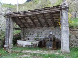 Antico lavatoio