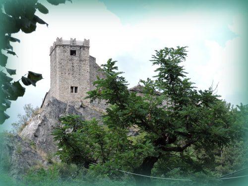 Sestola, il castello