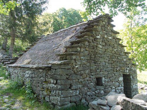 Le capanne celtiche