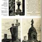 """tratta dal volume """"2.000 anni di un 2.000: il Monte Cimone"""" (coop. E'Scamadul, 1989) la storia della cappelletta e della statua che doveva sorgervi sopra"""