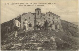 pellegrini al santuario