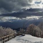 balcone verso le Apuane - foto Daniela Fruendi