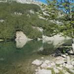 Lago Santo in estate