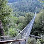Il ponte visto dalla parte di Mammiano