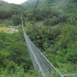 Il ponte visto dalla parte di Popiglio