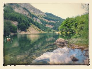 Il Lago santo Modenese