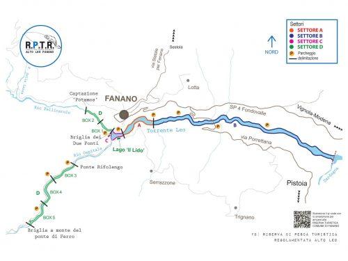 Pescare a Fanano