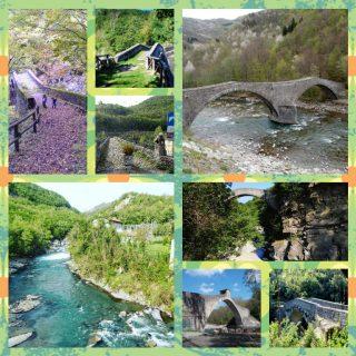 Collage dei vari ponti