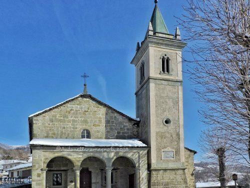 L'oratorio di San Michele Arcangelo a Fiumalbo