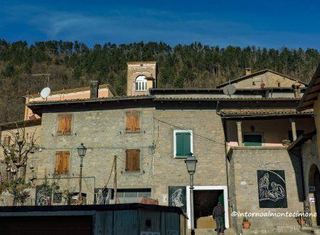 Montalbano di Zocca – il borgo dei presepi