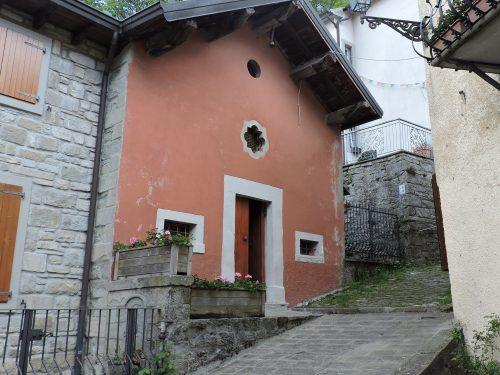 L'oratorio di Sant'Antonio da Padova – Sestola