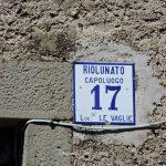 Le Vaglie Riolunato - numero civico 17