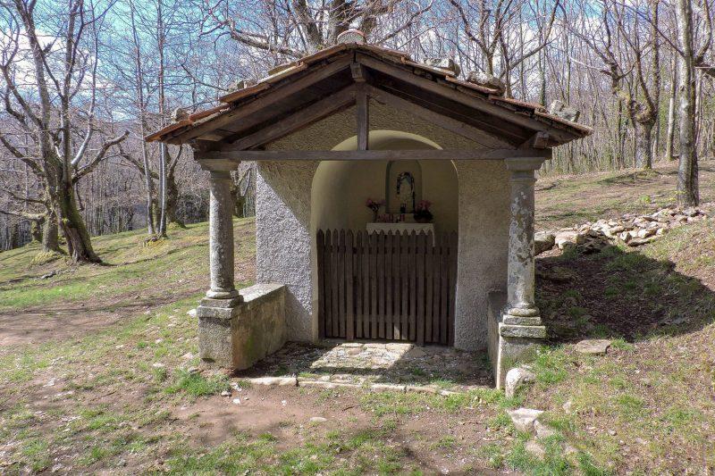 Cammino di San Bartolomeo: da Rivoreta a Cutigliano